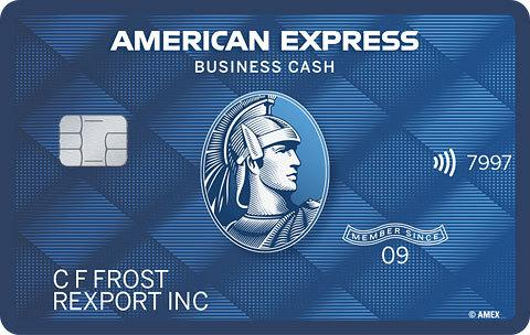 Say 'Yes' to the New American Express Blue Business Cash™ Card for Small Businesses