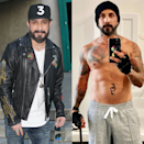 "<p>Before competing on season 29, the Backstreet Boy showed off his drastic weight loss on <a href=""https://www.instagram.com/p/CE4vzx5JwW-/"" rel=""nofollow noopener"" target=""_blank"" data-ylk=""slk:Instagram"" class=""link rapid-noclick-resp"">Instagram</a>. He explained in the caption: ""The transformation is unrecognizable and I couldn't be happier. Still got a ways to go but now that I'm dancing like I never have before it's coming."" </p><p>He's been working out with a trainer and following a grain-, dairy-, and sugar-free diet. If the early celeb commitment is any indication, season 29 is shaping up to be a fierce competition for that mirrorball.</p>"