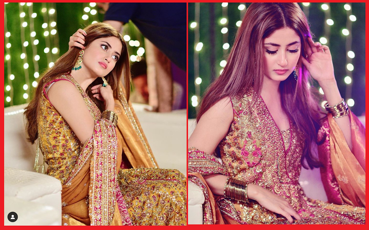 But not many know that the new face who played Sridevi's step teen-aged daughter in the movie, was a Pakistani actress in her 20s. Sajal Aly had established herself in Pakistani television and was one-movie-old when the offer of <em>Mom </em>came along. She has since not been seen in any Indian production.