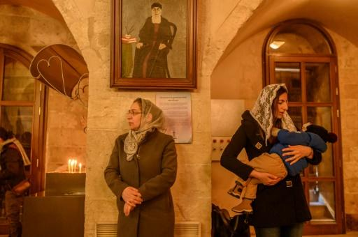 Assyrian Christians, also known as Syriacs, are part of the eastern Christian tradition and pray in Aramaic, which Jesus is believed to have spoken