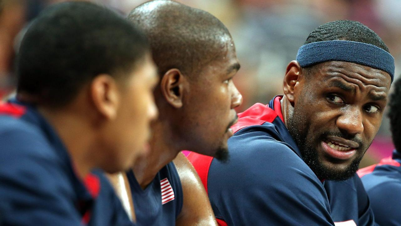 Jarrett Jack thinks Anthony Davis, Kevin Durant will join Lakers with LeBron