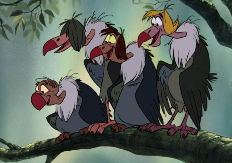 Disney had wanted The Beatles to voice the vultures in The Jungle Book (Credit: Getty)