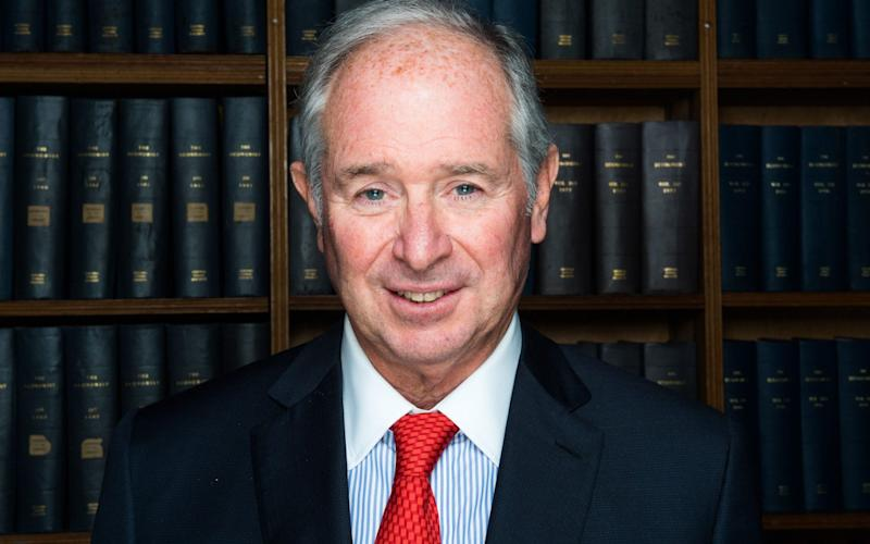Stephen A. Schwarzman has gifted Oxford University £150 million - REX