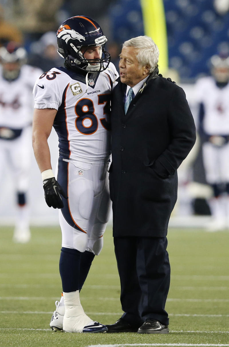 Denver Broncos have unhappy homecomings