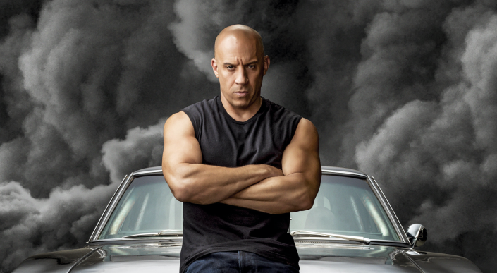 """Vin Diesel in <i>Fast & Furious 9</i><span class=""""copyright"""">Universal Pictures</span>"""