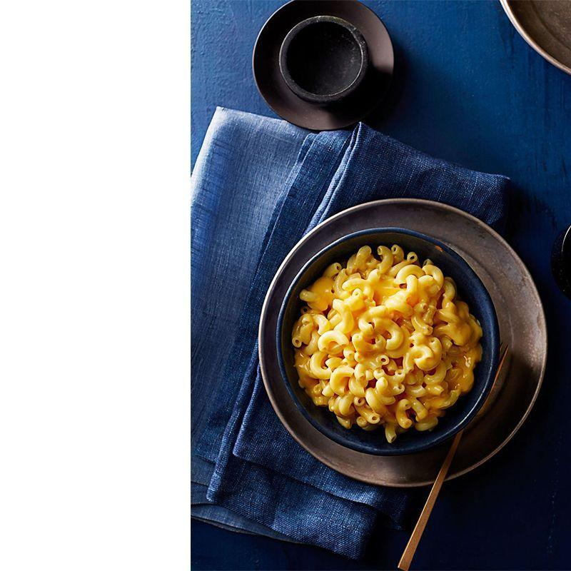 """<p>Some may say Mac 'n' Cheese is a kids' meal, but if it's Mom's favorite, we say give her what she wants.</p><p><em><a href=""""https://www.womansday.com/food-recipes/food-drinks/recipes/a40007/stovetop-mac-n-cheese-recipe-ghk0714/"""" rel=""""nofollow noopener"""" target=""""_blank"""" data-ylk=""""slk:Get the recipe for Stovetop Mac 'n' Cheese."""" class=""""link rapid-noclick-resp"""">Get the recipe for Stovetop Mac 'n' Cheese. </a></em></p>"""
