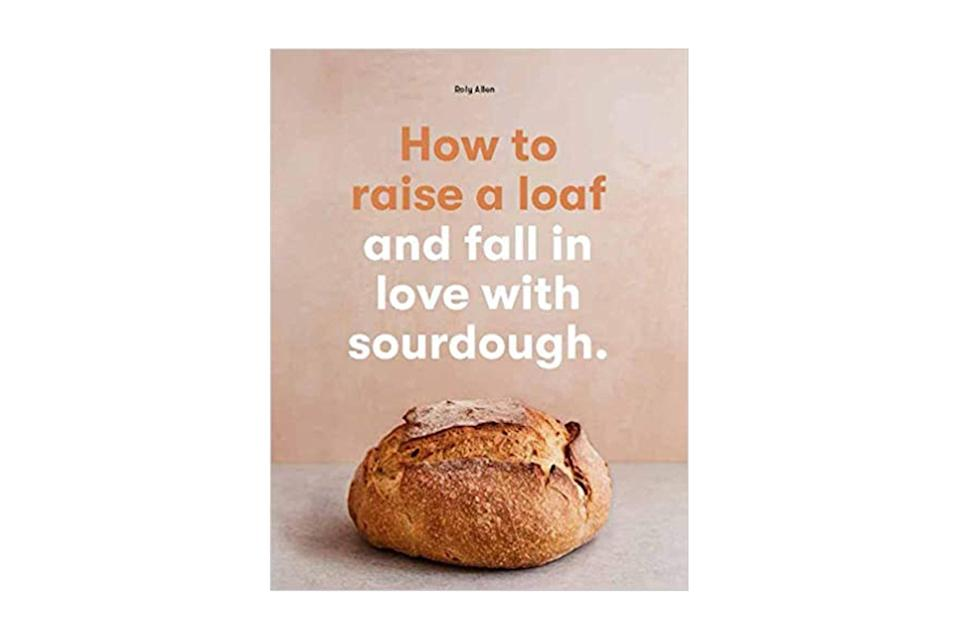 "$11, Amazon. <a href=""https://www.amazon.com/How-Raise-Loaf-fall-sourdough/dp/1786275791/ref=asc_df_1786275791/"" rel=""nofollow noopener"" target=""_blank"" data-ylk=""slk:Get it now!"" class=""link rapid-noclick-resp"">Get it now!</a>"
