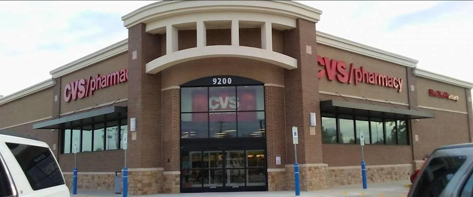 A CVS pharmacy in North Richland Hills, Texas