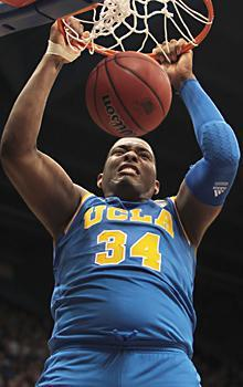 Josh Smith could become the next star center at UCLA