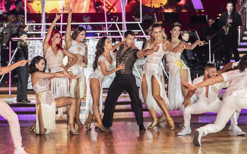 Razzle dazzle 'em: Strictly Come Dancing Live 2020 - Getty Images Europe