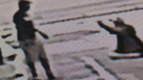 PHOTO: A man who was captured on surveillance video fatally shooting another man in Clearwater, Fla., during a parking-spot spat will not be arrested or charged by police, according to Pinellas County sheriff. (Obtained by ABC News)