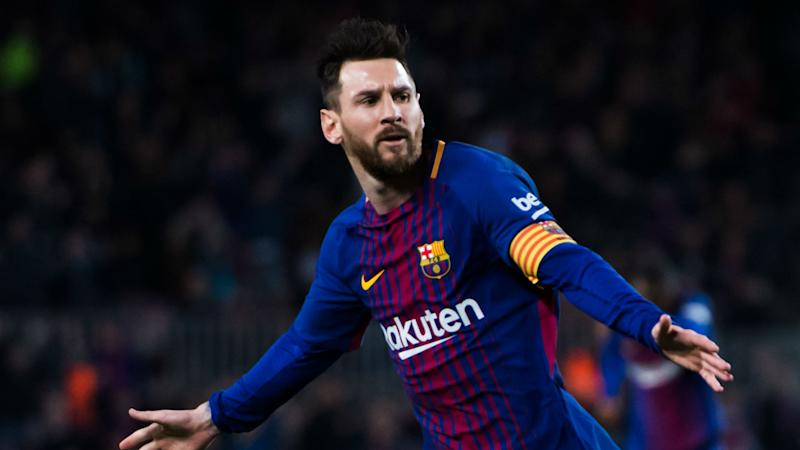 Messi creates La Liga history with Barcelona goals against ...