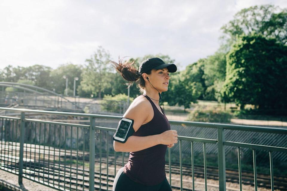 """<p>Some people make <a href=""""https://www.runnersworld.com/runners-stories/a20865567/best-running-songs/"""" rel=""""nofollow noopener"""" target=""""_blank"""" data-ylk=""""slk:playlists"""" class=""""link rapid-noclick-resp"""">playlists</a> by mood or by genre. We make them based on bpm (beats per minute), because after all, those even splits aren't just going to happen accidentally. We got to teach our body to stay on rhythm.</p>"""