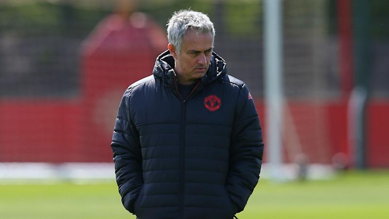 Mourinho: Man Utd could rest players against Arsenal
