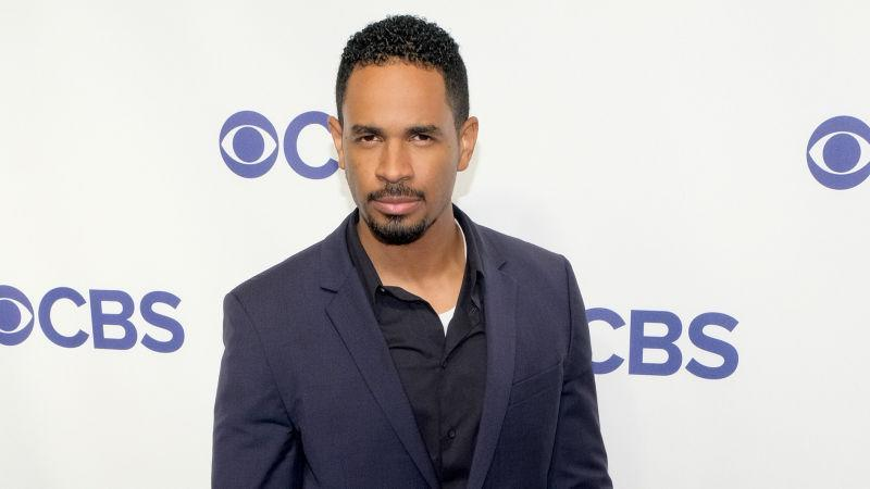 Damon Wayans Jr. attends the 2018 CBS Upfront at The Plaza Hotel on May 16, 2018 in New York City.