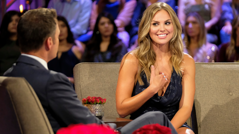 Hannah Brown Just Responded to Rumors She's the Next Bachelorette & Her Answer Is Telling
