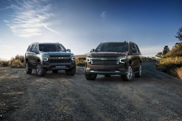 2021 Chevy Tahoe and Suburban offer more space, more technology, and more power