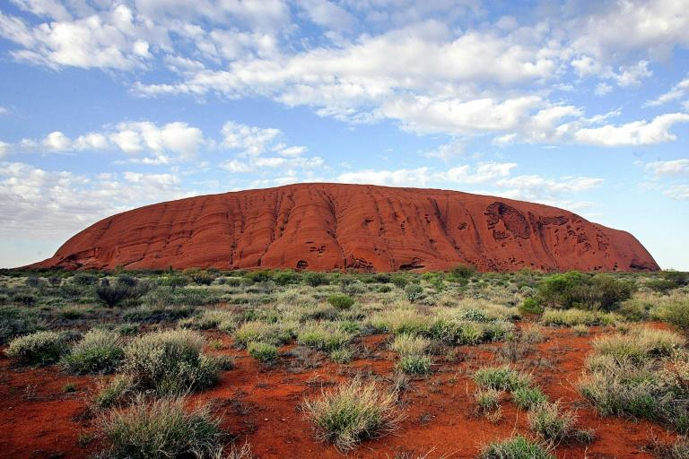 A Man Has Died While Climbing Uluru