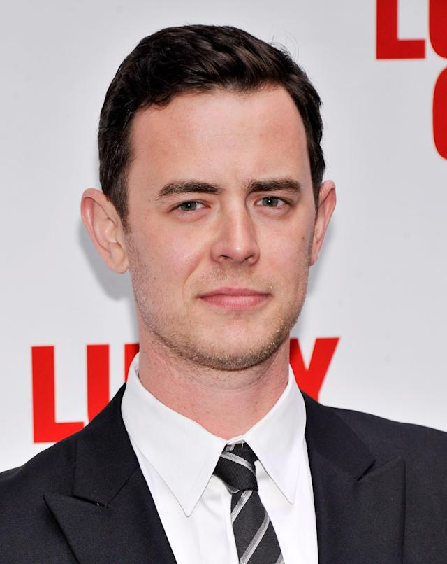 """NEW YORK, NY - APRIL 01: Actor Colin Hanks attends the """"Lucky Guy"""" Broadway Opening Night at The Broadhurst Theatre on April 1, 2013 in New York City. (Photo by Stephen Lovekin/Getty Images)"""