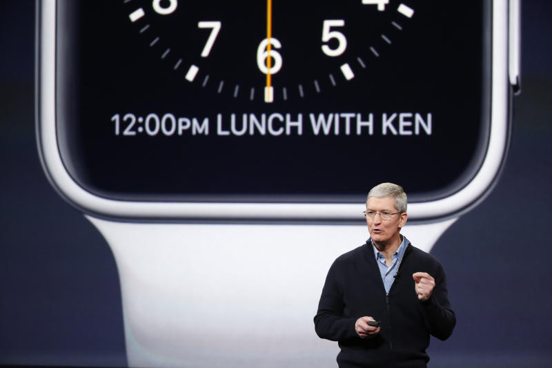 Apple Watch shipments said to more than double by 2021