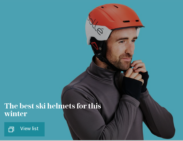 The best ski helmets for this winter