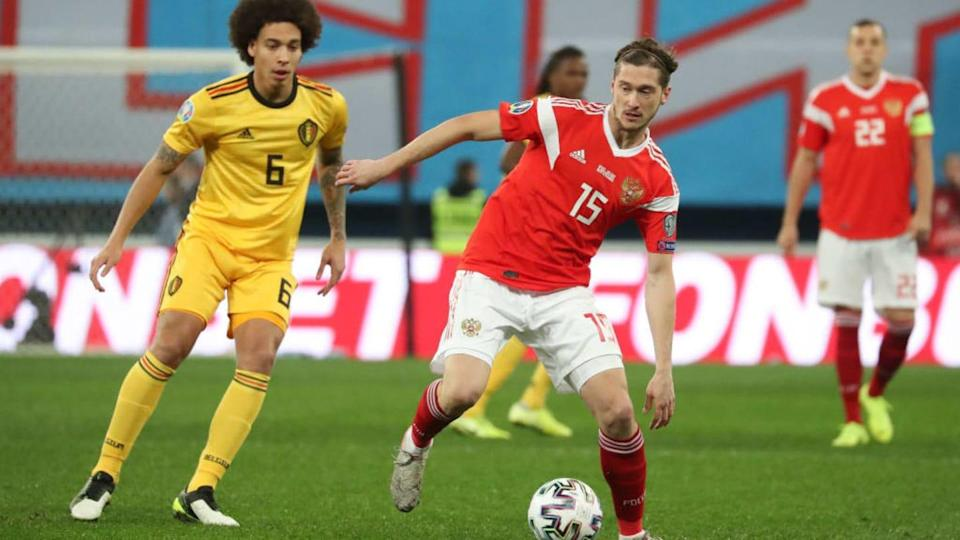 Miranchuk in Nazionale | BRUNO FAHY/Getty Images