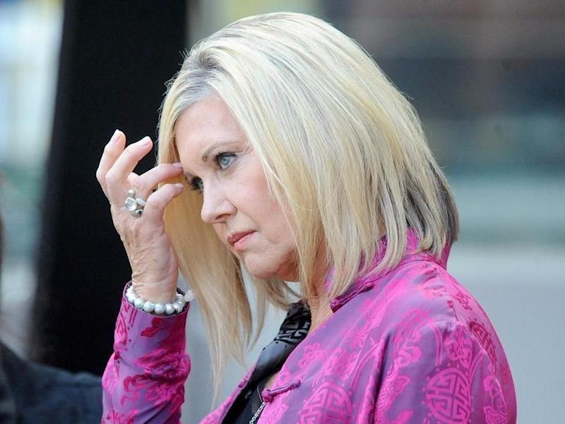 Olivia Newton-John wants medicinal cannabis to be easily obtainable in Australia. Source: Getty