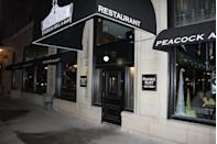 """<p>Originally a part of Bismarck's Patterson Hotel, this <a href=""""https://go.redirectingat.com?id=74968X1596630&url=https%3A%2F%2Fwww.tripadvisor.com%2FRestaurant_Review-g49709-d1450162-Reviews-Peacock_Alley-Bismarck_North_Dakota.html&sref=https%3A%2F%2Fwww.redbookmag.com%2Ffood-recipes%2Fg34142495%2Foldest-restaurants-america%2F"""" rel=""""nofollow noopener"""" target=""""_blank"""" data-ylk=""""slk:early 1900s joint"""" class=""""link rapid-noclick-resp"""">early 1900s joint</a> is rumored to have served alcohol illegally during Prohibition. The lobby that once hosted Teddy Roosevelt and JFK is now a bar and grill, serving prime steaks and burgers.</p>"""