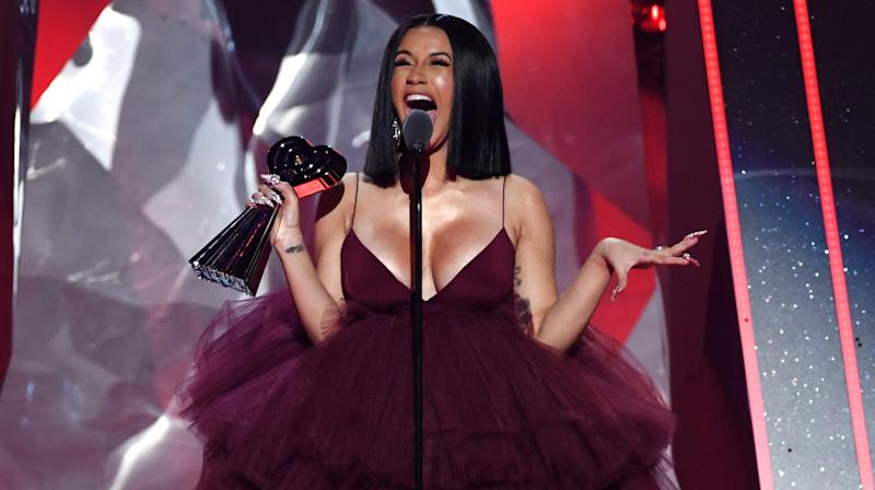 Cardi B Thanks Her Haters For Downloading Her Songs To 'Talk Crap': 'It Benefits Me!'