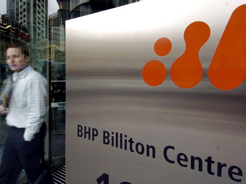 BHP takes $US2.84bn hit on shale
