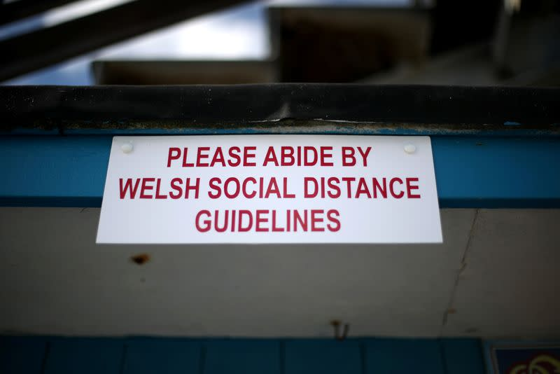 Wales says personal data of 18,000 COVID patients accidentally published