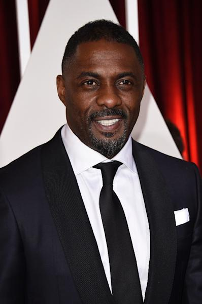 British bookmakers across the board have Idris Elba as their clear favourite to be the next Bond after Daniel Craig, who has held the role for 10 years (AFP Photo/Frazer Harrison)