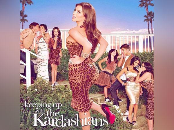 Poster of 'Keeping Up With the Kardashians'. (Image courtesy: Instagram)