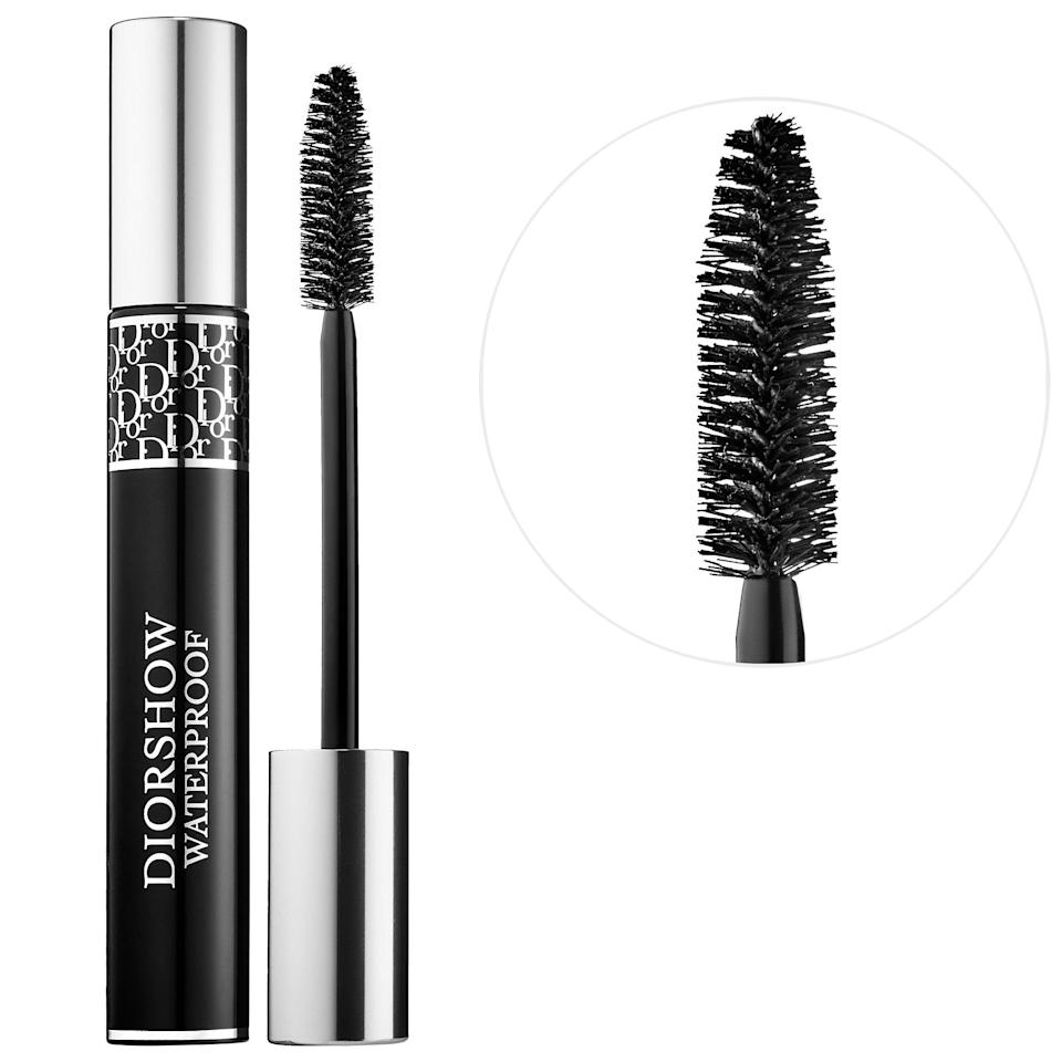 <p>Between soaring temps and tempting pools, summer is a top time to swap in a water-safe mascara. Since running mascara isn't the mask most people want to see, this <span>Dior Diorshow Waterproof Mascara</span> ($30) can keep lashes bold even when sweat or water comes their way.</p>