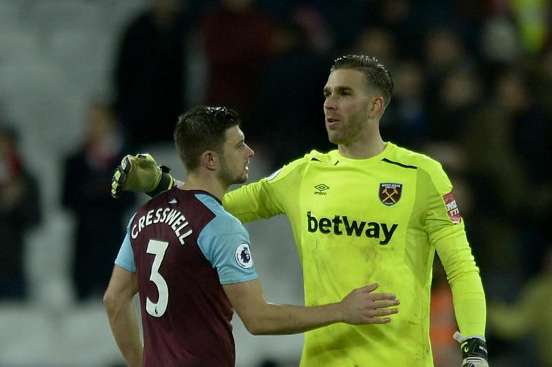 James Griffiths/West Ham United via Getty Images
