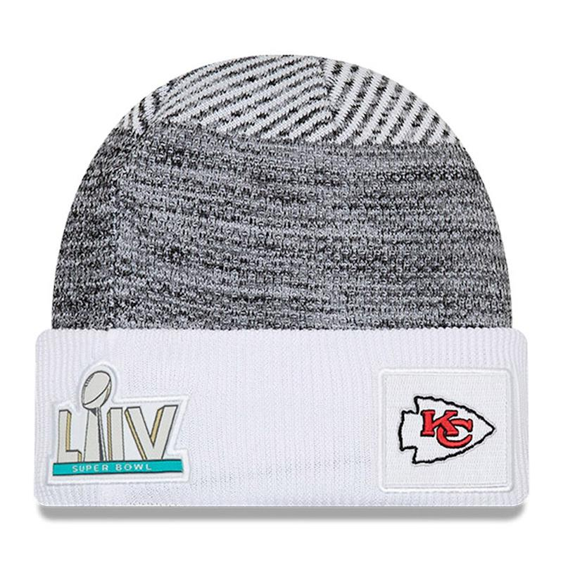 Chiefs Super Bowl LIV Bound Knit Hat