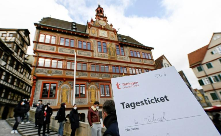 The passes allow access to what is currently one of Germany's most vibrant city centres