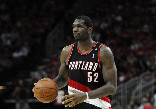 Greg Oden began his career with Portland in 2008. (Getty Images)