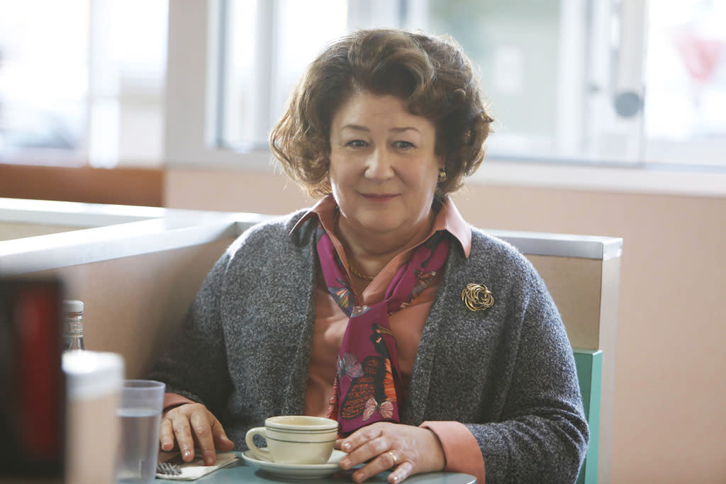 """Gregory"" -- Margo Martindale as Grannie"