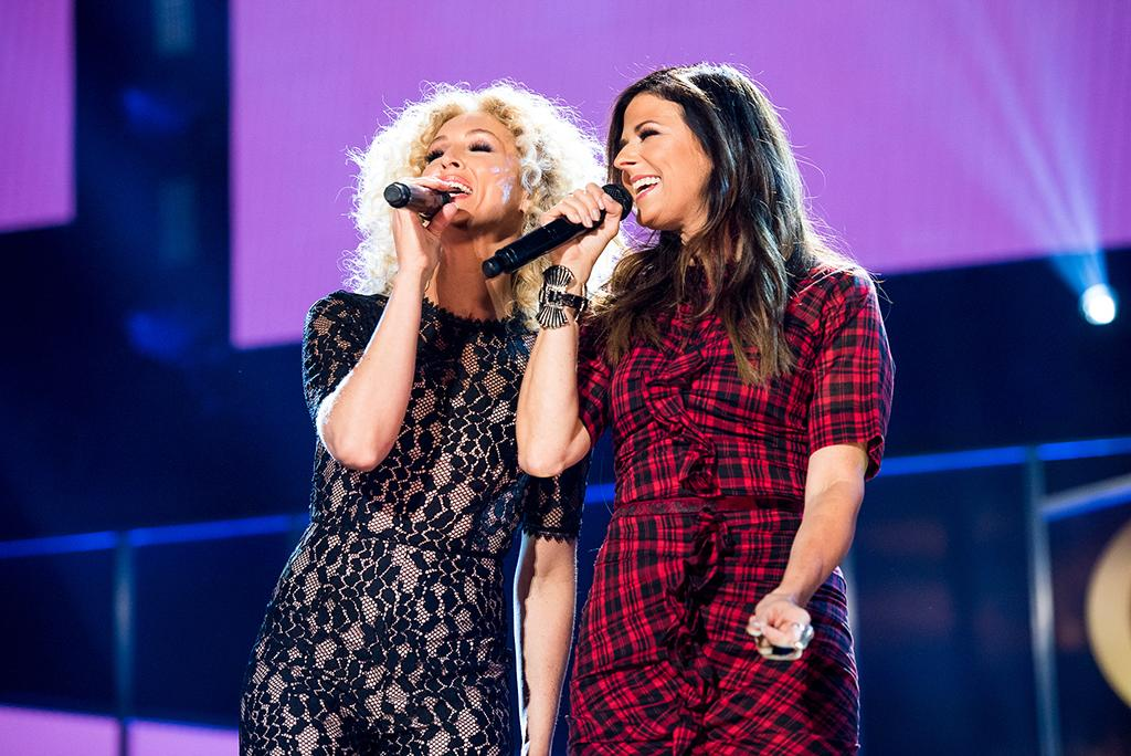 <p>Little Big Town performs at the 2017 iHeartCountry Festival, A Music Experience by AT&T at The Frank Erwin Center on May 6, 2017 in Austin, Texas. (Photo: Todd Owyoung) </p>