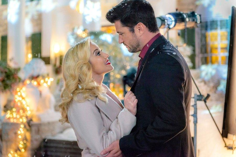 Kellie Pickler and Wes Brown in Christmas at Graceland