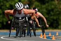 Wheelchair racer Tatyana McFadden is aiming to add to her 17 Paralympic medals in Tokyo