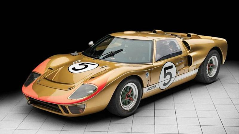 Ford GT auction