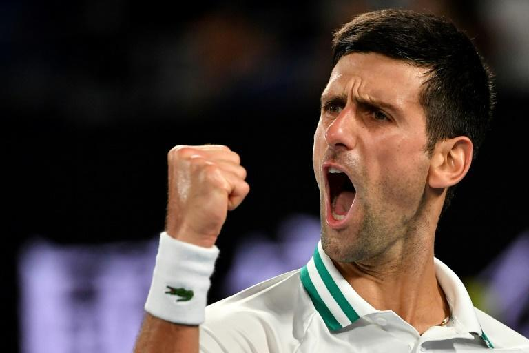 Top of the world: Novak Djokovic is seeking a third title in Monte Carlo