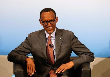 Rwanda's President Kagame attends the 53rd Munich Security Conference in Munich