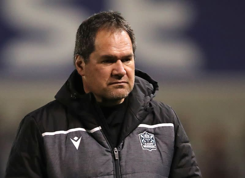 FILE PHOTO: European Champions Cup - Pool 2 - Sale Sharks v Glasgow Warriors