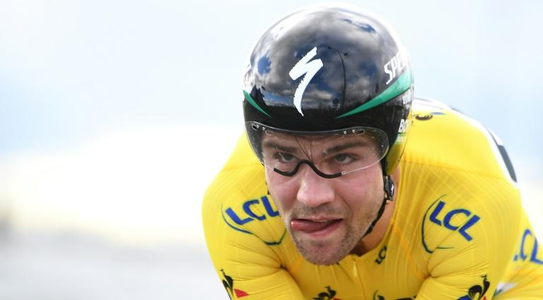 Maximilian Schachmann finished second in the time trial to increase his Paris-Nice lead
