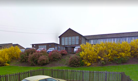 Berwick Academy in Northumberland is a mixed school which caters for 472 pupils, aged between 13 and 18. (Google Maps)