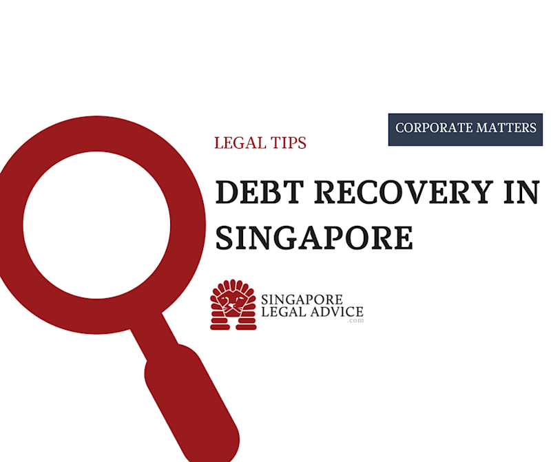 Debt Recovery in Singapore
