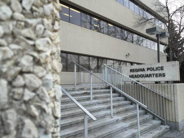 The Regina Police Service's proposed budget put forward last week and the first after a summer of calls to defund police across North America, saw an increase over last year's spending. (Tyler Pidlubny/CBC - image credit)